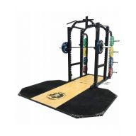 Power rack sans plateform Squat et powerlift