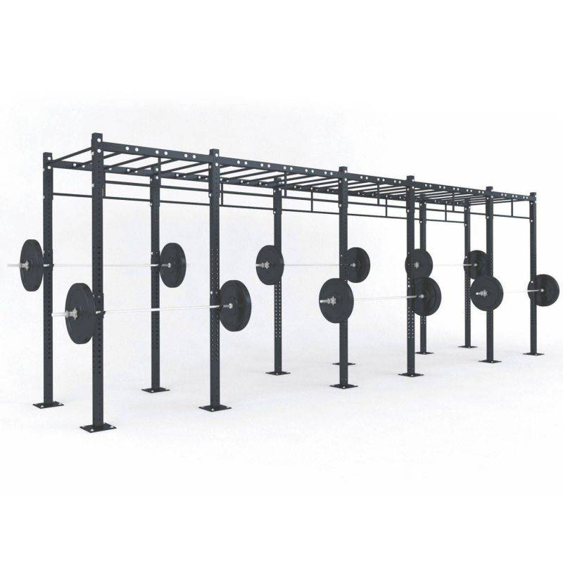 STRUCTURE CROSS TRAINING 690 x 120 x 275 cm Cross training centrales