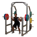 Rack à squat Squat et powerlift